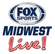 Fox sports Midwest Live Logo